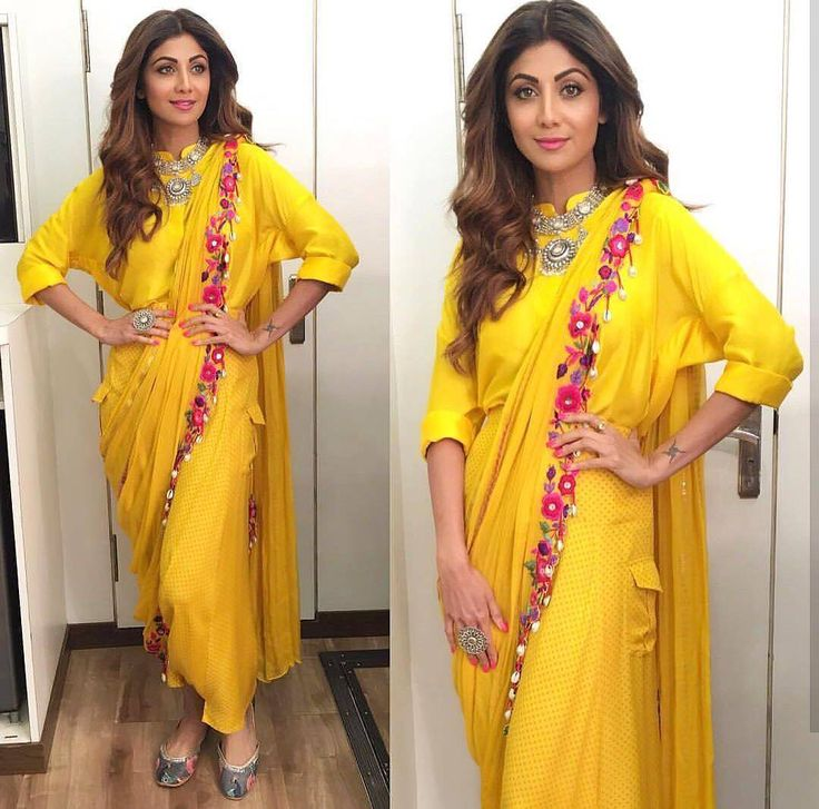 New shilpa shetty in super dancer styled by @sanjanabatra