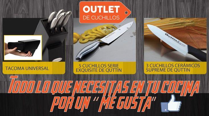 Consigue gratis un Kit de cuchillos Quttin, proveedor oficial de Top Chef