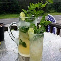 Mojitos by the Pitcher - Allrecipes.com