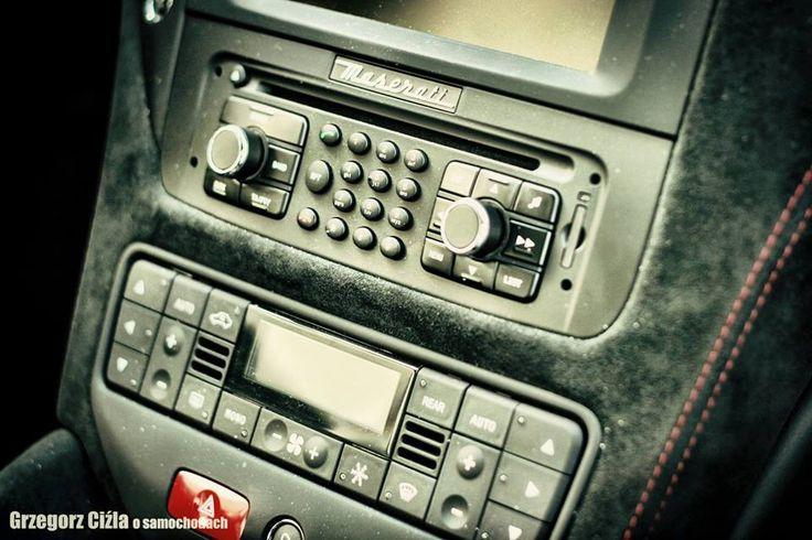Test #Maserati McStradale by Grzegorz Ciźla.