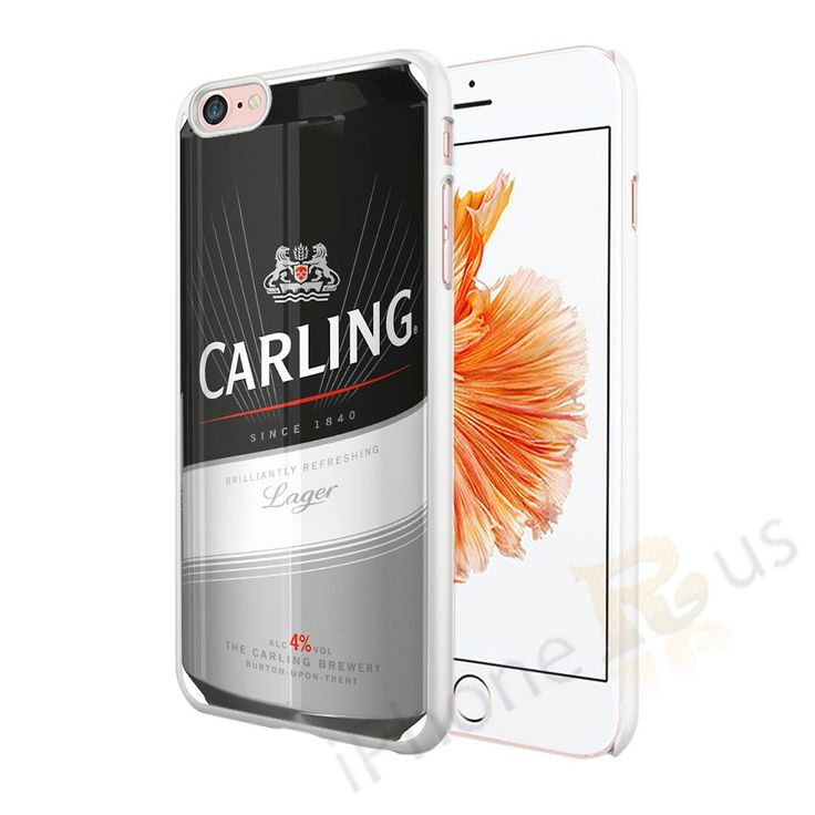 For iPhone Sony Xperia Samsung Etc Various Models Carling Beer Lager Case Cover  #ForVariousModels