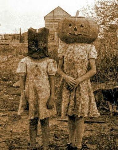 vintage halloween costumes | Blog do Rodrigo Santos R3: Halloween antigamente era mais assustador.