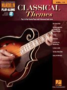 Classical Themes - Mandolin Play-Along