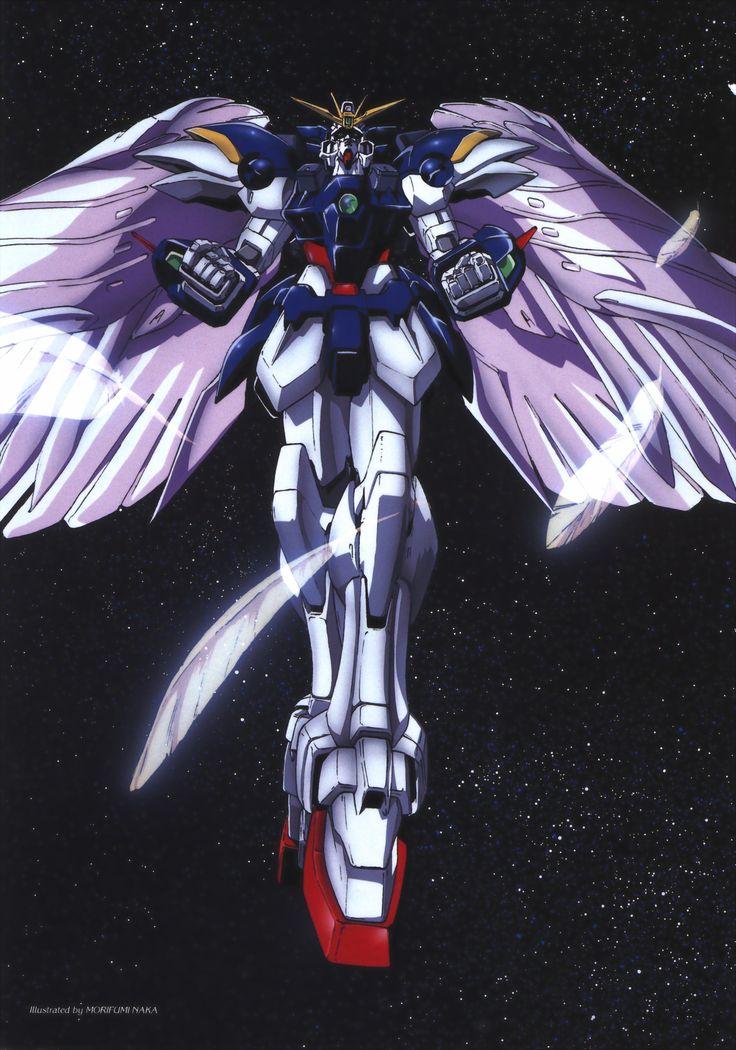 151 best Gundam Wing images on Pinterest   Gundam wing ...