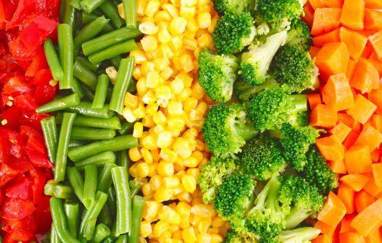 Wyrzuć tabletki - sięgnij po warzywa i owoce
