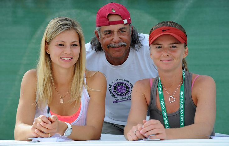 Daniela Hantuchova Photos - Pacific Life Open Day 10