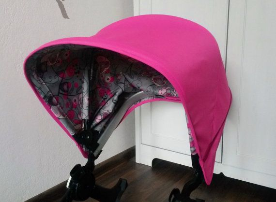 Custom extendable canopy hood for Bugaboo от UniversalProjekt