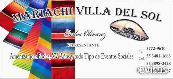 Mariachis en el Distrito Federal 57729610 mariachis en el DF  Mariachi juvenil se pone a sus ordenes para sus mañanitas, serenatas, bodas, xv años, bautizos, ...  http://cuauhtemoc-city-2.evisos.com.mx/mariachis-en-el-distrito-federal-57729610-mariachis-en-id-177015