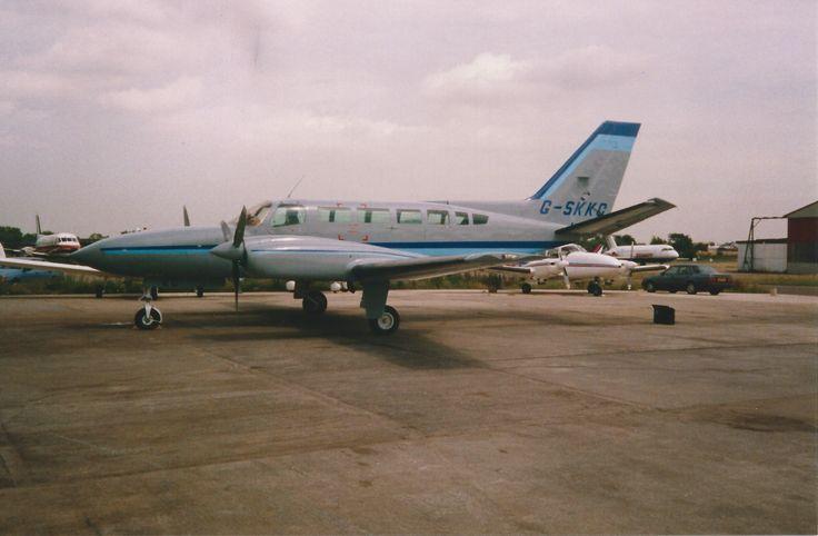 GSKKC C404 Southend Airport June 1990