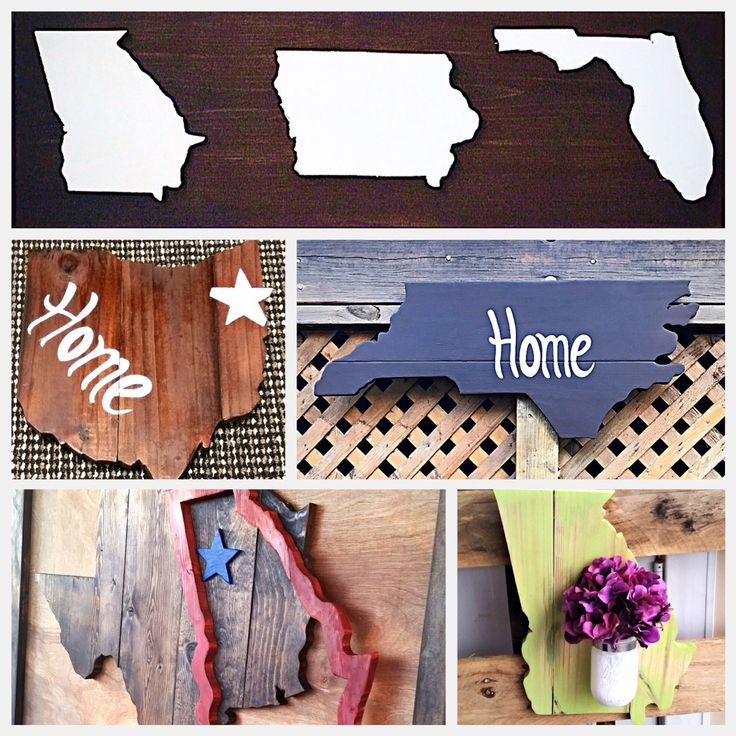 Get your custom state sign today!