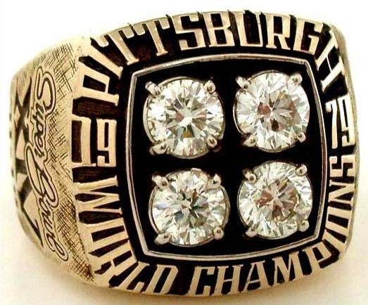 1980 Pittsburgh Steelers Super Bowl Ring :$169