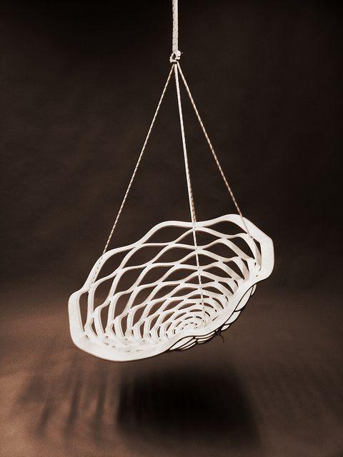 Moiré - Lounge Chair  #Moire #loungechair #lounge #chair #furniture  #design #Finnishdesign #scandinaviandesign #scandinavian #interior #interiordesign #art #sculpture #iconic #beautiful #unique #cool #modern #abstract #curvy #spiral #wood #plywood #surfacedesignshow #UPMGradaDesignAward #UPMGradaYoungDesigner2013 #UPMgrada #UPM #Grada #follow #like #followme