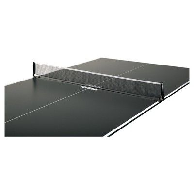 Joola Conversion Table Tennis Top with Net Set and Protective Foam Backing (Billiard Cover)