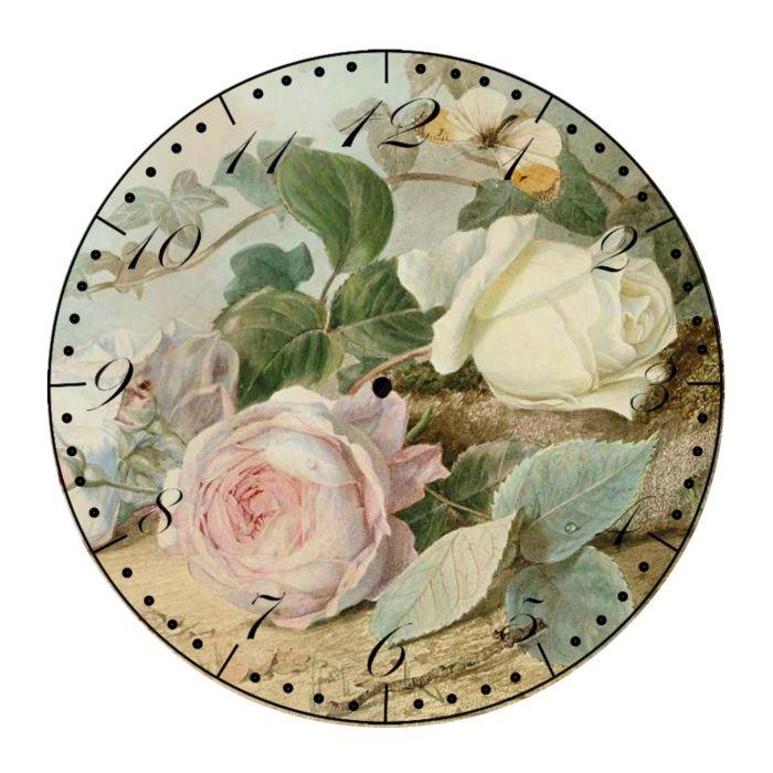 Tiempo de flores.