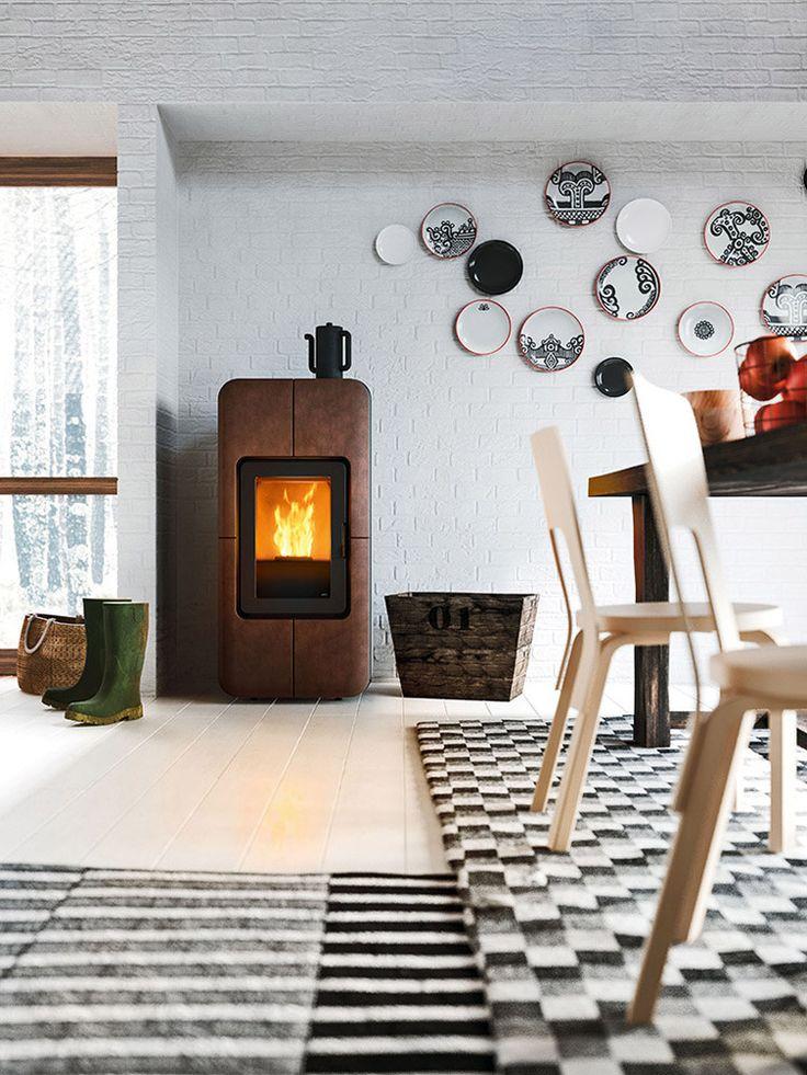 51 best Stufe images on Pinterest   Wood burning stoves, Fireplace ...