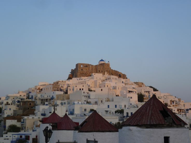 Astipalaia island, Greece