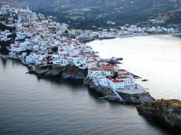 Hora, Andros Greece