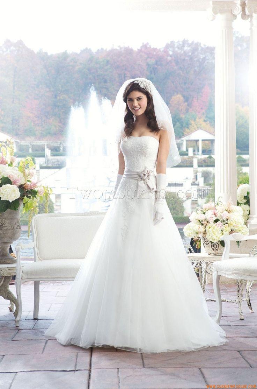 119 best suknie ślubne na zamówienie cena images on Pinterest ...