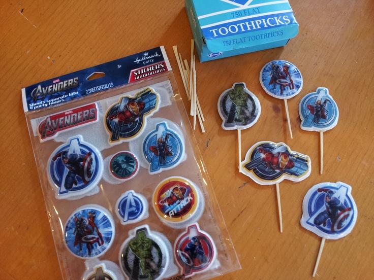 Best 25 Avenger Cupcakes Ideas On Pinterest Avenger