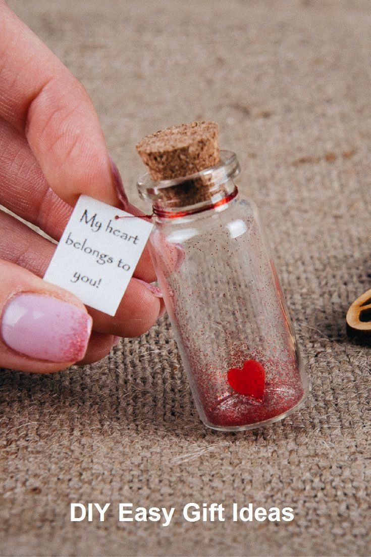 How To Make Creative Gifts Yourself Idea 1 Romantic Gifts For