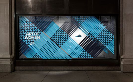 nike window display - Buscar con Google | 设计参考 | Window ...