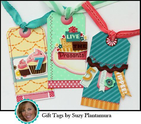 pumped up plain old manila tags--love it!: Inspiring Quotes, Gift Tags, Handmade Gift, Birthday Other Gift