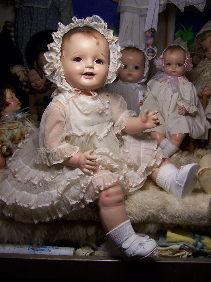 Composition doll restoration-Lovums Disaster & Restoration - Swankykitty