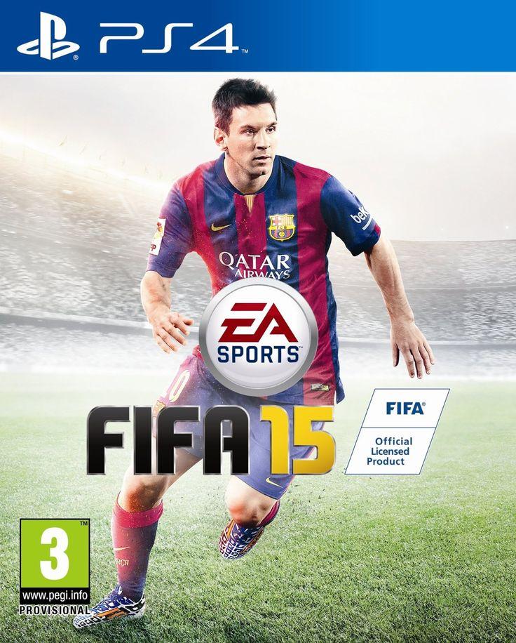 2015 - FIFA 15. PS4.