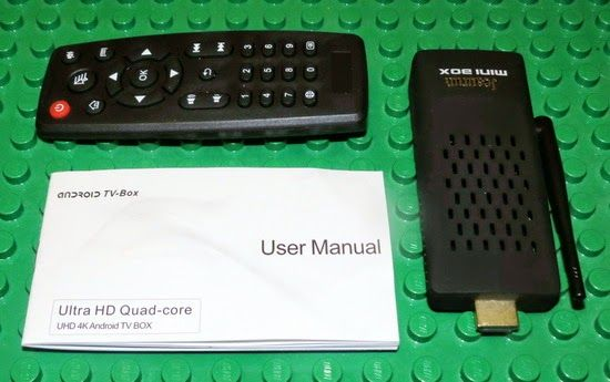 Photo Gallery: Jesurun T034 Android TV Stick Unboxing ~ China Gadgets Reviews