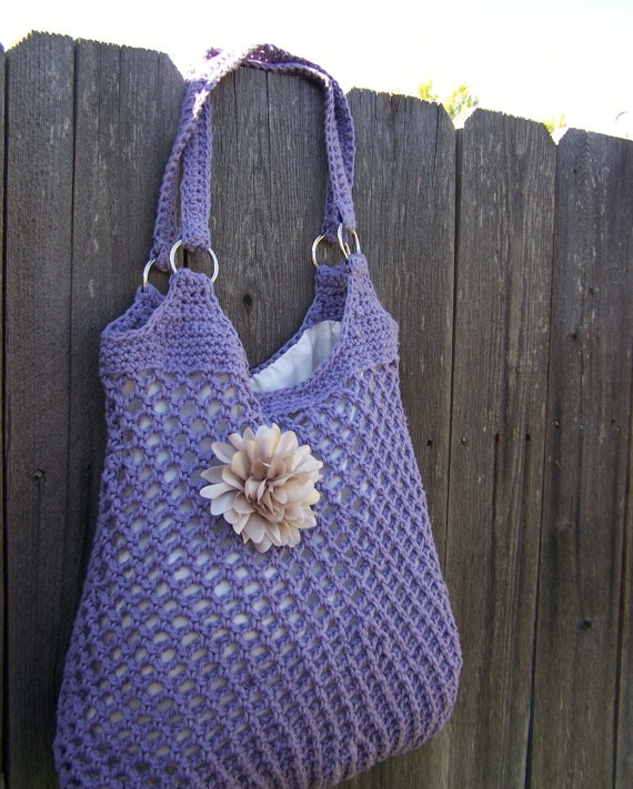Crochet Hobo Bag Pattern Free : 17 Best images about crafts on Pinterest Free pattern ...