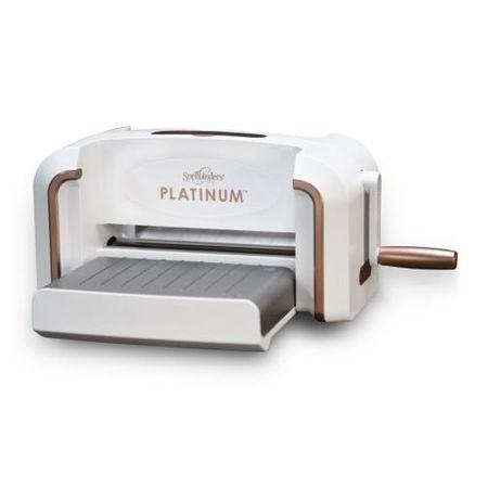 Platinum Die Cutting and Embossing Machine (PL-001)