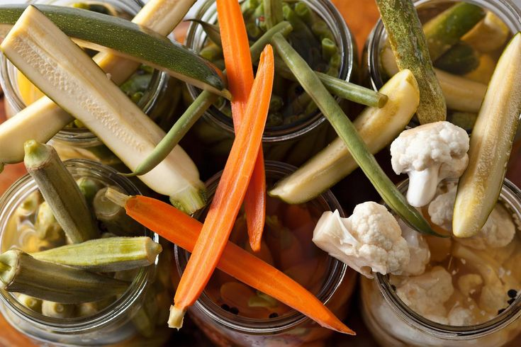 This easy, quick pickle recipe uses a basic brine of spices and vinegar to pickle cucumbers, carrots, cauliflower, green beans, zucchini, or okra.