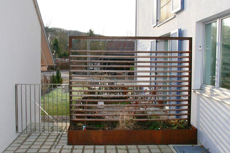 Gartengestaltung - Homepage der Eduard Segerer Stahl- und Metallbau GbR