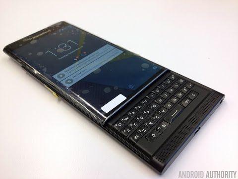 BlackBerry Priv: vaza teste com a câmera traseira, especificações técnicas e preço! - AndroidPIT