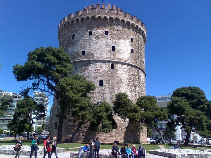 The White Tower, the symbol of Thessaloniki