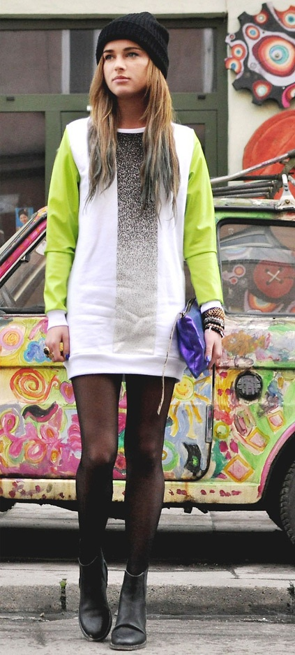 //: Art Cars, Backgrounds, The Dresses, Black Tights, Girls Style, Le Style
