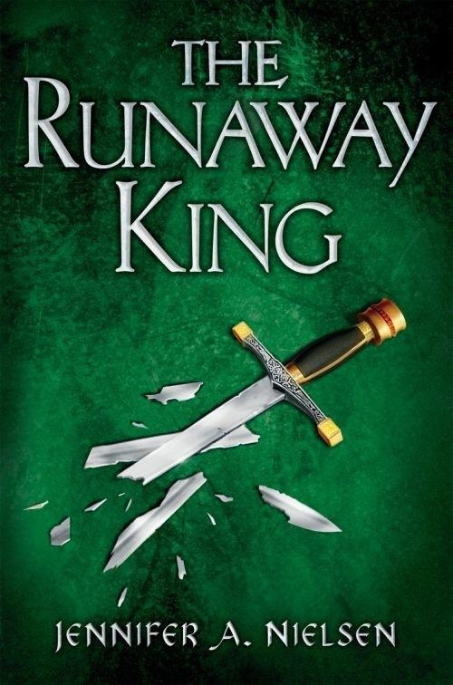The Runaway King: The Ascendance Trilogy, Book 2