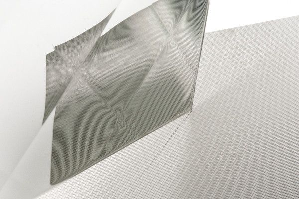 Patterned aluminium and stainless steel - Rimex Metals