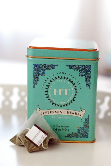 Harvey is Sons would be cool...there Paris okay, not quite my favorite, but love peppermint tea!
