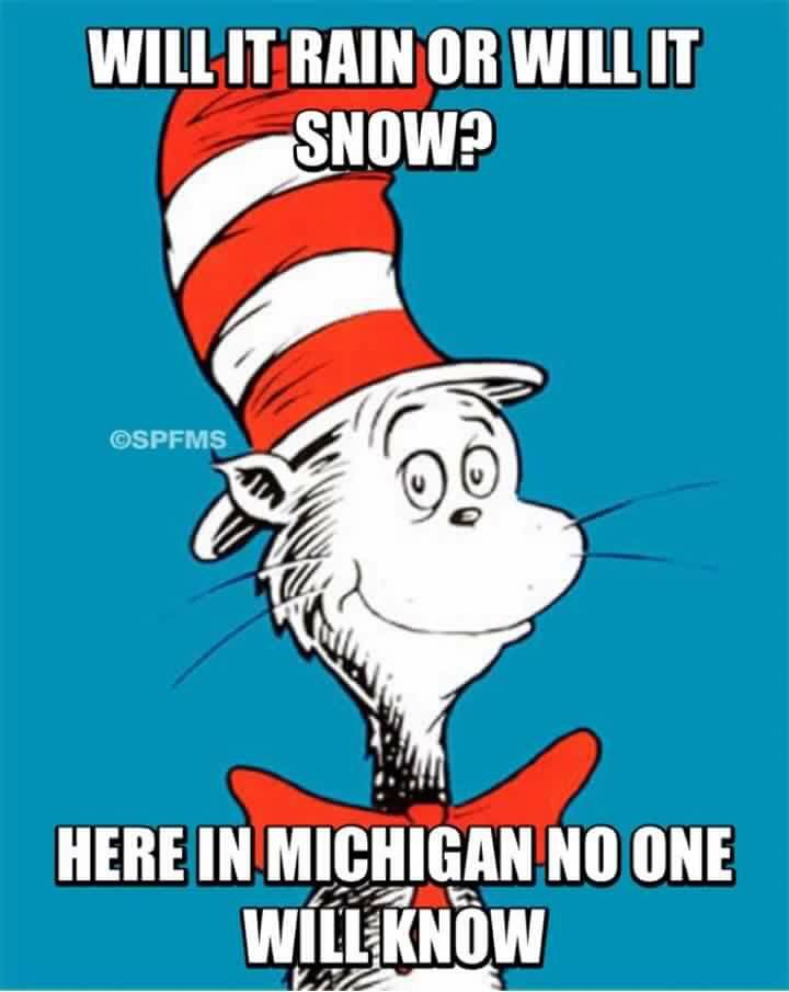 Michigan weather...you never know! | Honest, competitive prices No hidden fees Xtreme Services Cleaning & Restoration in Shelby Township, MI can help you with all of your household and commercial needs! Give us a call at (586) 477-9496 to schedule an appointment or visit our website www.xtreme-servic... for more information!
