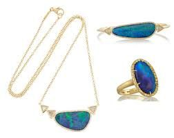 opal jewelry jen meyer - Google Search