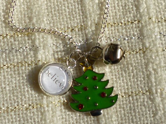 I believe christmas jewelry believe the polar express for Jewelry just for fun