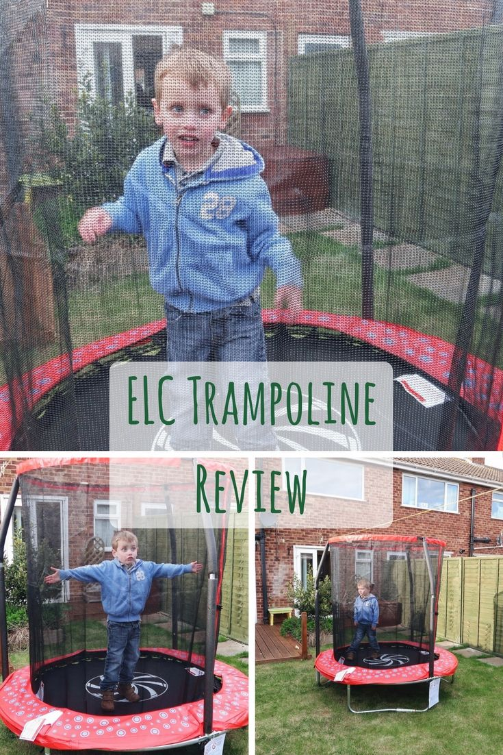 ELC Trampoline Review and Video