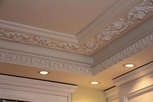 Декор потолка своими руками – несколько простых вариантов | Своими руками (Усадьба)