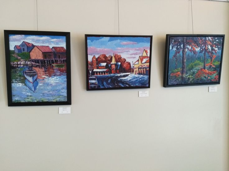Art Show at Markham Theatre now open