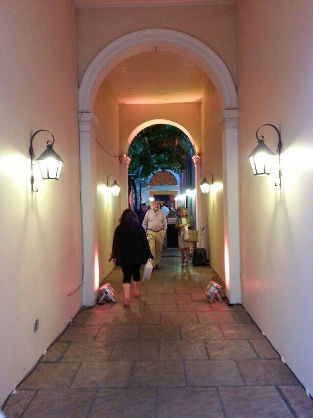 Entrada a La Casa de San Juan en La Noche de las Provincias, Más info sobre viajes en www.facebook.com/viajaportupais #lanochedelasprovincias #sanjuan #cuyo #turismo #viajes #argentina #viajaportupais