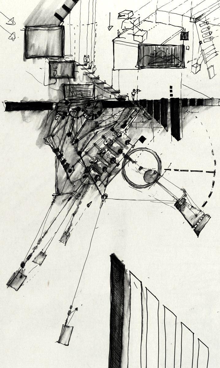 Anatomy meets architecture