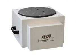 Motorized rotary table