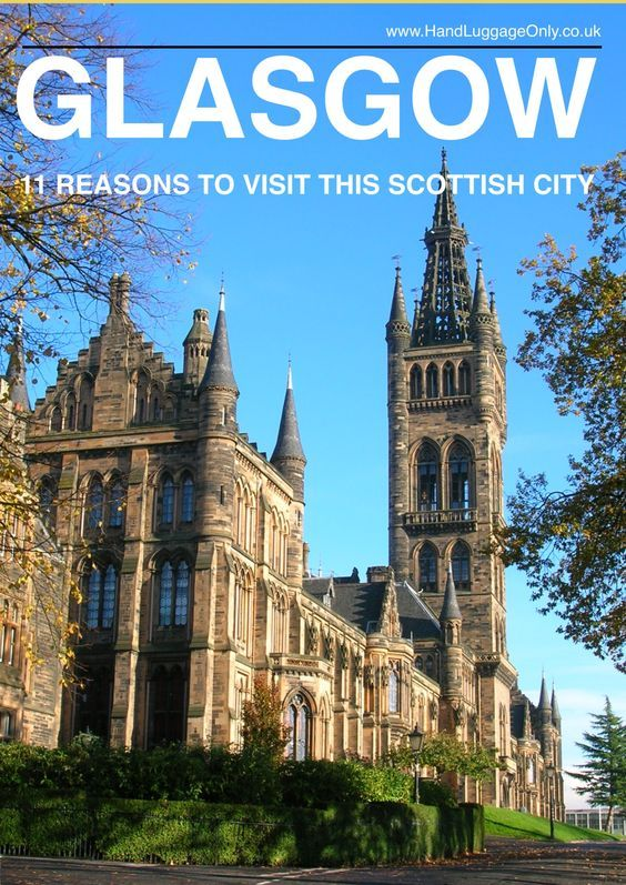 11 Experiences You Need To Have In Glasgow, Scotland - Hand Luggage Only - Travel, Food & Home Blog