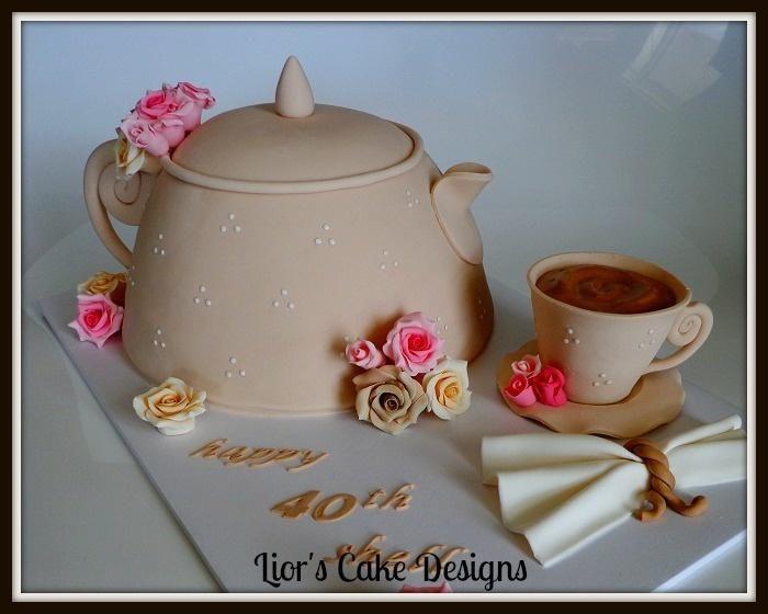 Vintage Style High Tea